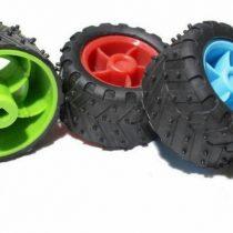 چرخ پهن کونیک خور برای ربات
